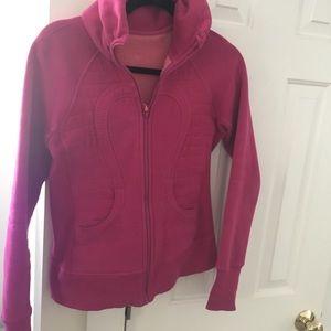 lululemon athletica Tops - Lululemon fleece lined zip up